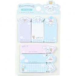 Cinnamoroll Mascot Index Sticky Notes