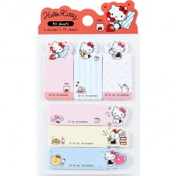 Hello Kitty Everyday Life Index Sticky Notes