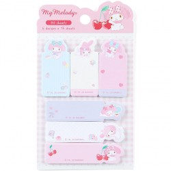 My Melody Cherryful Index Sticky Notes