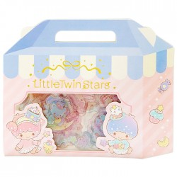 Bolsa Pegatinas Treat Box Little Twin Stars