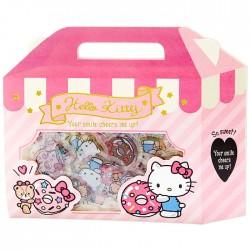 Saco Stickers Treat Box Hello Kitty