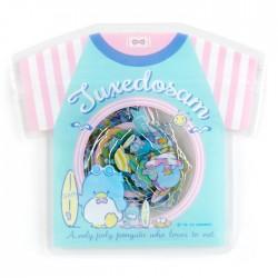 Bolsa Pegatinas Summer T-Shirt Tuxedo Sam