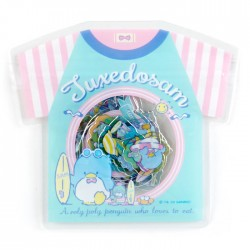 Summer T-Shirt Tuxedo Sam Stickers Sack