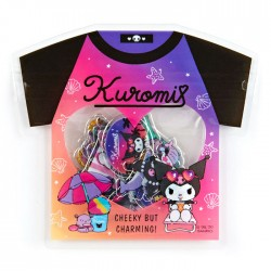 Bolsa Pegatinas Summer T-Shirt Kuromi