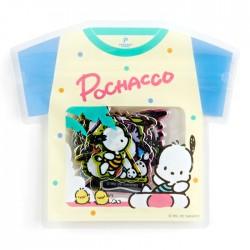 Summer T-Shirt Pochacco Floatie Stickers Sack