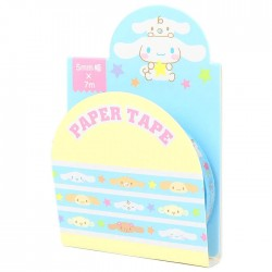 Cinnamoroll Starry Friends Slim Washi Tape