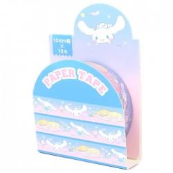 Washi Tape Slim Cinnamoroll Fluffy Clouds