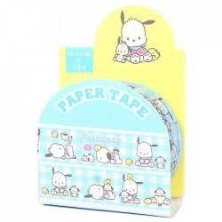 Pochacco Mascot Washi Tape