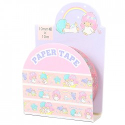 Washi Tape Little Twin Stars Rainbow