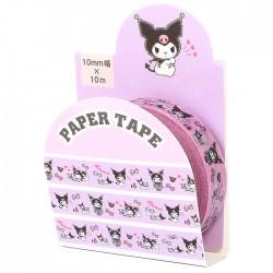 Washi Tape Kuromi Bows