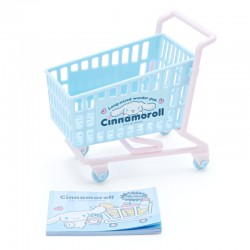 Mini Bloco Notas Shopping Cart Cinnamoroll