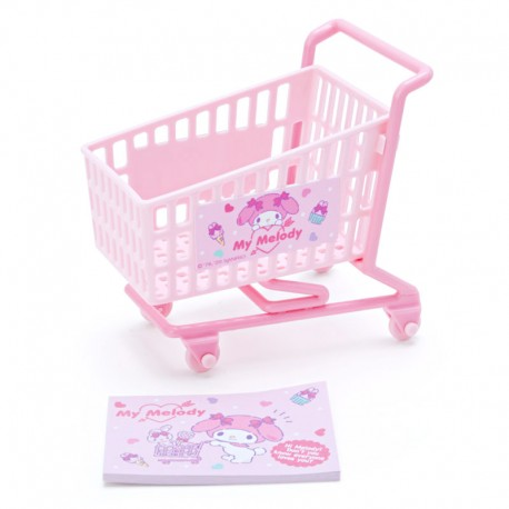 Mini Bloco Notas Shopping Cart My Melody