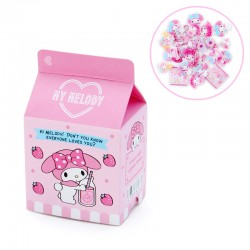 Milk Carton My Melody Stickers Box