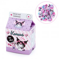 Caixa Stickers Milk Carton Kuromi