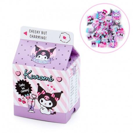 Caixa Stickers Milk Carton Kuromi
