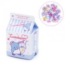 Milk Carton Tuxedo Sam Stickers Box
