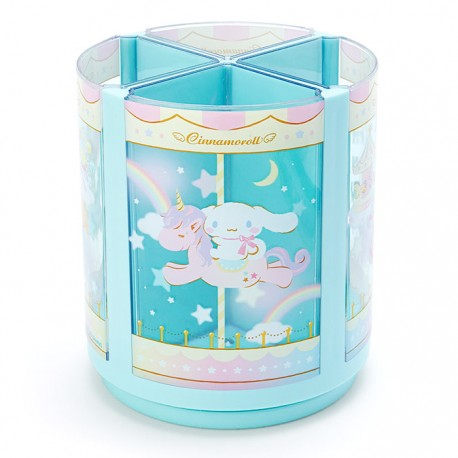 Cinnamoroll Carousel Rotating Pen Holder