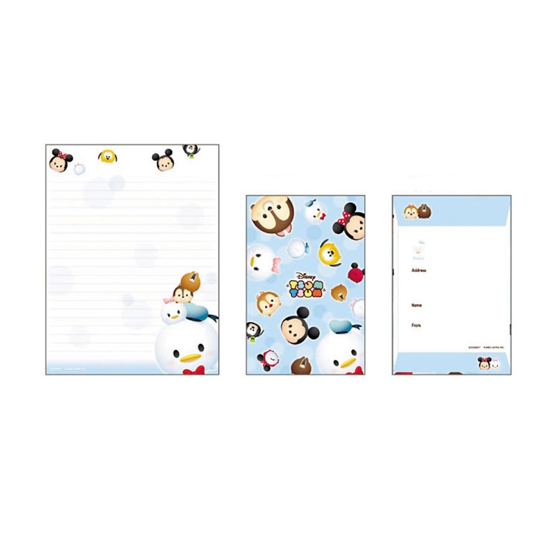 Letter writing stationery kits