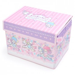 Caja Plegable Little Twin Stars Carousel
