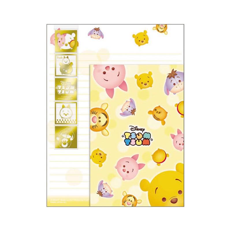 Tsum Tsum Letter Set Kawaii Panda Making Life Cuter