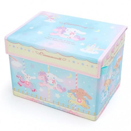Cinnamoroll Carousel Foldable Storage Box