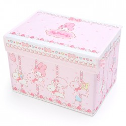 My Melody Carousel Foldable Storage Box