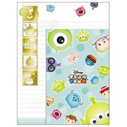Tsum Tsum Letter Set