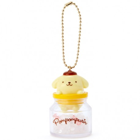 Sanrio Characters Pompom Purin Topper Candy Jar Charm