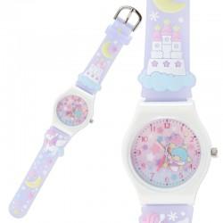 Little Twin Stars Castle Wrist Watch
