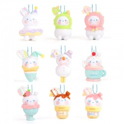 Bobo & Coco Sweet Series Plush Charm Blind Box
