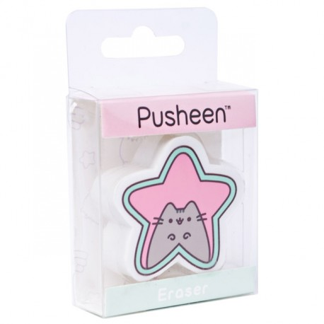 Pusheen Star Eraser