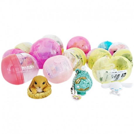 12 Days of Christmas Advent Gashapons