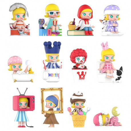 One Day Of Molly Series Blind Box