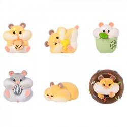 Mancang Hamster & Friends Series Blind Box