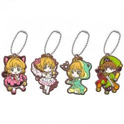 Pendente Cardcaptor Sakura Clear Card Chara Gashapon