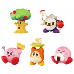 Mini Figura Kirby Picnic Gashapon