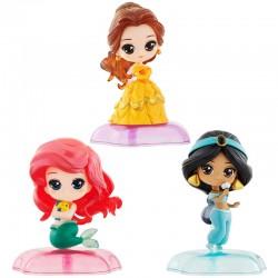 Mini Figura Disney Princess Twinkle Statue Gashapon