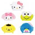 Sanrio Characters Fuwa Fuwa Pouch Gashapon