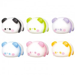 Squishy Mochi Korokoro Panda Gashapon