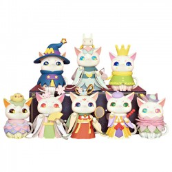 Mio Cat Fantastic World Series Blind Box