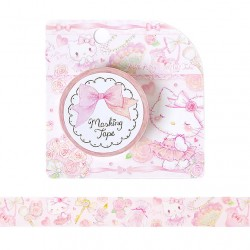 Hello Kitty x Miki Takei Sweet Etoile Washi Tape