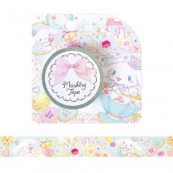 Cinnamoroll x Miki Takei Tea Party Washi Tape