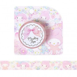 My Melody x Miki Takei Flower Fairies Washi Tape