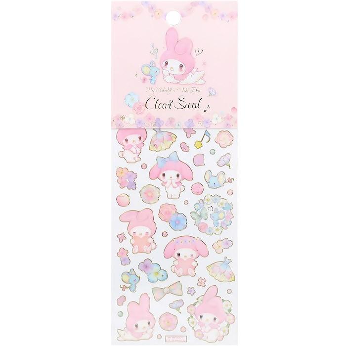 Sanrio Takei Miki My Melody sticker sheet