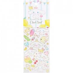 Cinnamoroll x Miki Takei Fresh Citrus Stickers