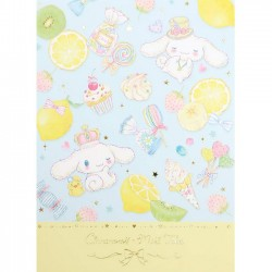 Cinnamoroll x Miki Takei Fresh Citrus Memo Pad