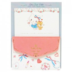 Hello Kitty x Miki Takei Paris & Ribbon Mini Letter Set