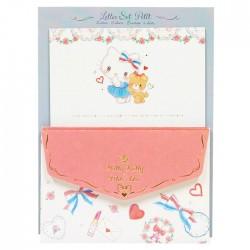 Mini Set Cartas Hello Kitty x Miki Takei Paris & Ribbon