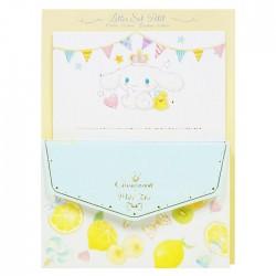 Mini Set Cartas Cinnamoroll x Miki Takei Fresh Citrus
