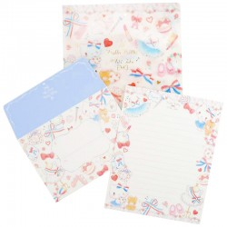 Hello Kitty x Miki Takei Paris & Ribbon Letter Set